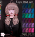 [^.^Ayashi^.^] Ksyu hair-Dark set