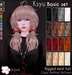 [^.^Ayashi^.^] Ksyu hair-Basic set