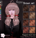 [^.^Ayashi^.^] Ksyu hair-Brown set