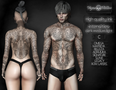 .: Vegas :. Tattoo Applier Summoning