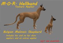 [MC]  M.O.R. Hellhund Belgian Malinois [wear to unpack]