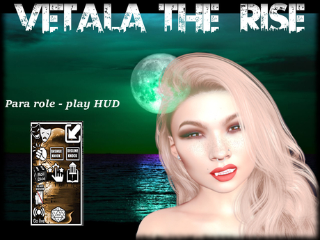 Vetala The Rise - Para Role-Play HUD V1