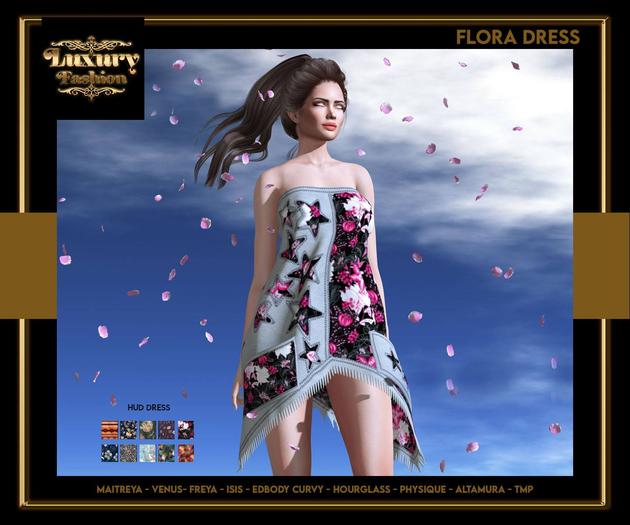[LF] Flora Dress