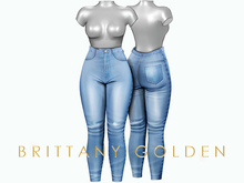 Brittany - Hina Jeans - Light