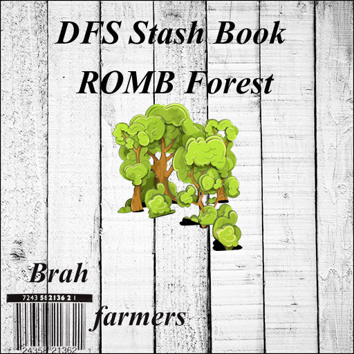 DFS Stash Book - ROMB Forest
