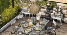 Aphrodite - Joyful Farmhouse Easter - Dining Furniture only