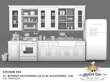 SUMMER SALE 50% OFF - Joolee Tee Builders - Kitchen 004