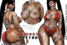 Hoodlem - Namaste Tattoo ( Legacy / Omega / BOM )