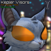 [inZoxi] - BOX Kepler Visors for Maneki Neko