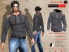 A&D Clothing - Sweatshirt -Deacon- Charcoal