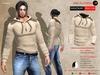 A&D Clothing - Sweatshirt -Deacon- Beige