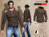 A&D Clothing - Sweatshirt -Deacon- Coffee