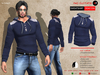 A&D Clothing - Sweatshirt -Deacon- Navy