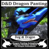 Dog & Dragon European Draggy Pants