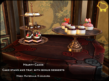 [ELECTRIC SHEEP] Box // Hearty Cakes set