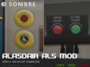 Sombre Alasdair AL5 Door Buttons Mod