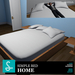 Simple Bed messy pillows - Home