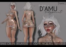 [twee.] - D'amu (body paint.)