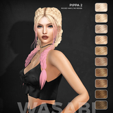 Wasabi // Pippa2 Mesh Hair - Blonds