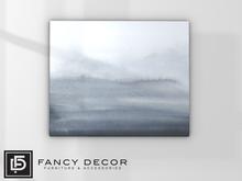 Fancy Decor: Ellis Canvas (texture change)