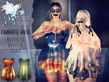 ::AMF::Charlotte Dress