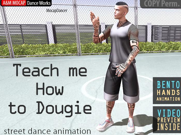 A&M: Teach Me How To Dougie - solo dance (Bento) :: #TAGS - Cali Swag, urban, street, hip-hop, rap, rapper, battle