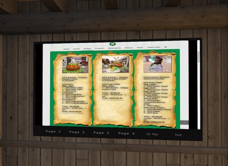 DFS Virtual Recipe Book