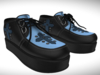 ::AMF:: Sophie Shoe Blue- Add To Open
