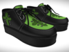 ::AMF:: Sophie Shoe Green- Add To Open