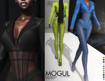 Yasmeen Sheer Suit — Fatpack
