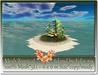 Mesh Tropical Island by Felix #9-5Li=6x6m c-m