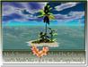 Mesh Tropical Island by Felix #6-6Li=9x7m c-m