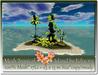 Mesh Tropical Island by Felix #2-17Li=23x13m c-m