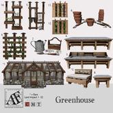 *AF* Greenhouse 03 - Potting Table