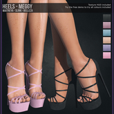Tooty Fruity - Heels - Meggy