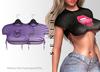 Seniha. Greta Top // Purple