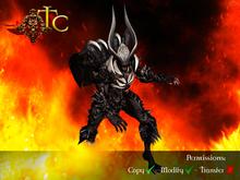 T.C. Demonic Evolution Dragon - Avatar