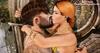 Quinn Poses Couple24 kissing my boy