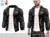 Full Perm Mesh - Men's Jacket with T-shirt (Signature Gianni, Belleza Jake, Slink Male)