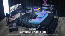 BackBone Lazy Gamer's Hideout Set - PG (add)