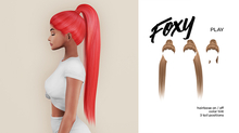 Foxy - Play Hair (Blond)