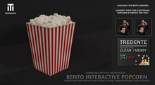 Tredente // Bento Interactive Popcorn (Packed)