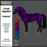 *E* RHR - Coat Applier - Gothic [Add & Click]