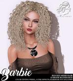 !!Firelight!! Barbie Curls -Blonds