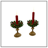 Belle Belle Christmas Candles