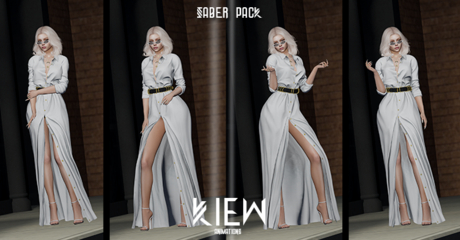 KIEW Animations - Saber Pack -
