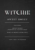 witchie // sweet honey