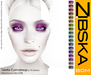 Zibska Bom Pack ~ Taletta Eyemakeup in 18 colors with tattoo and universal tattoo BOM layers