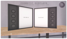 [TR] Cosmetic Displays