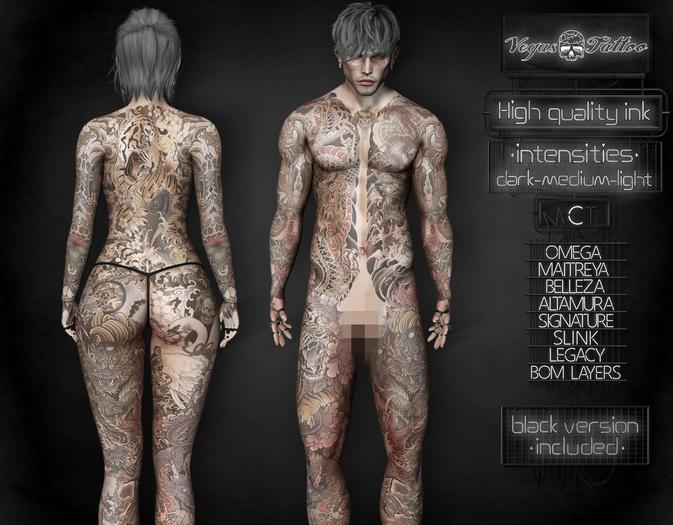 .: Vegas :. Tattoo Applier Rite of Passage